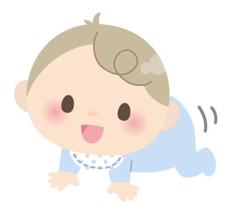 男の子の赤ちゃんのイメージ画像