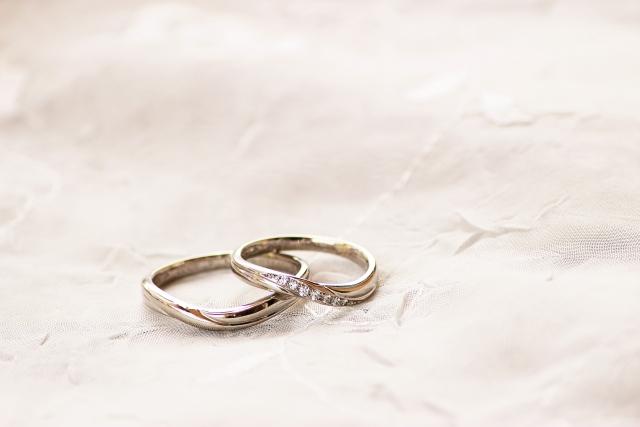 指輪のプレゼントのイメージ画像