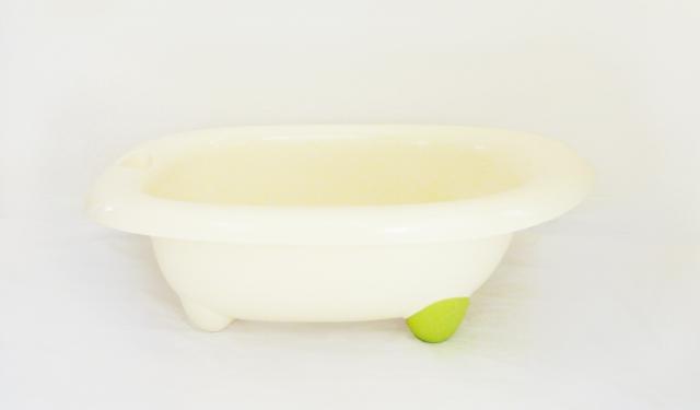 新生児の沐浴のイメージ画像