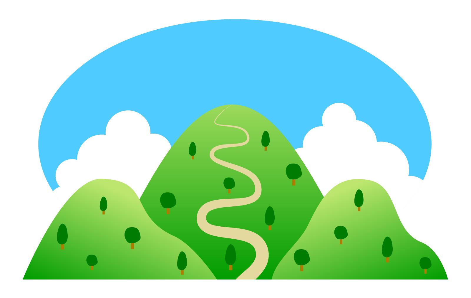 登山のイメージ画像