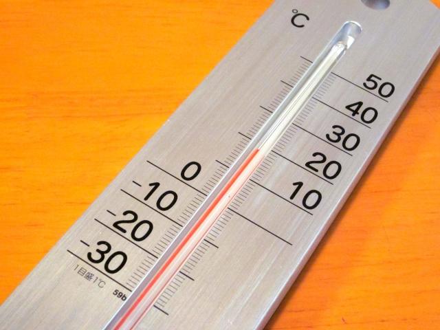 温度計のイメージ画像