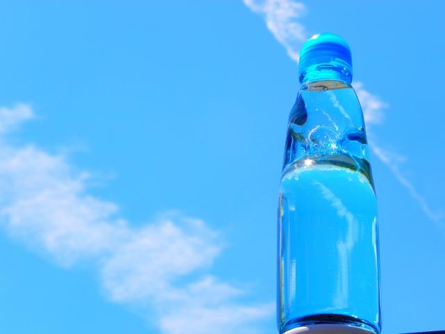 ラムネ飲料のイメージ画像